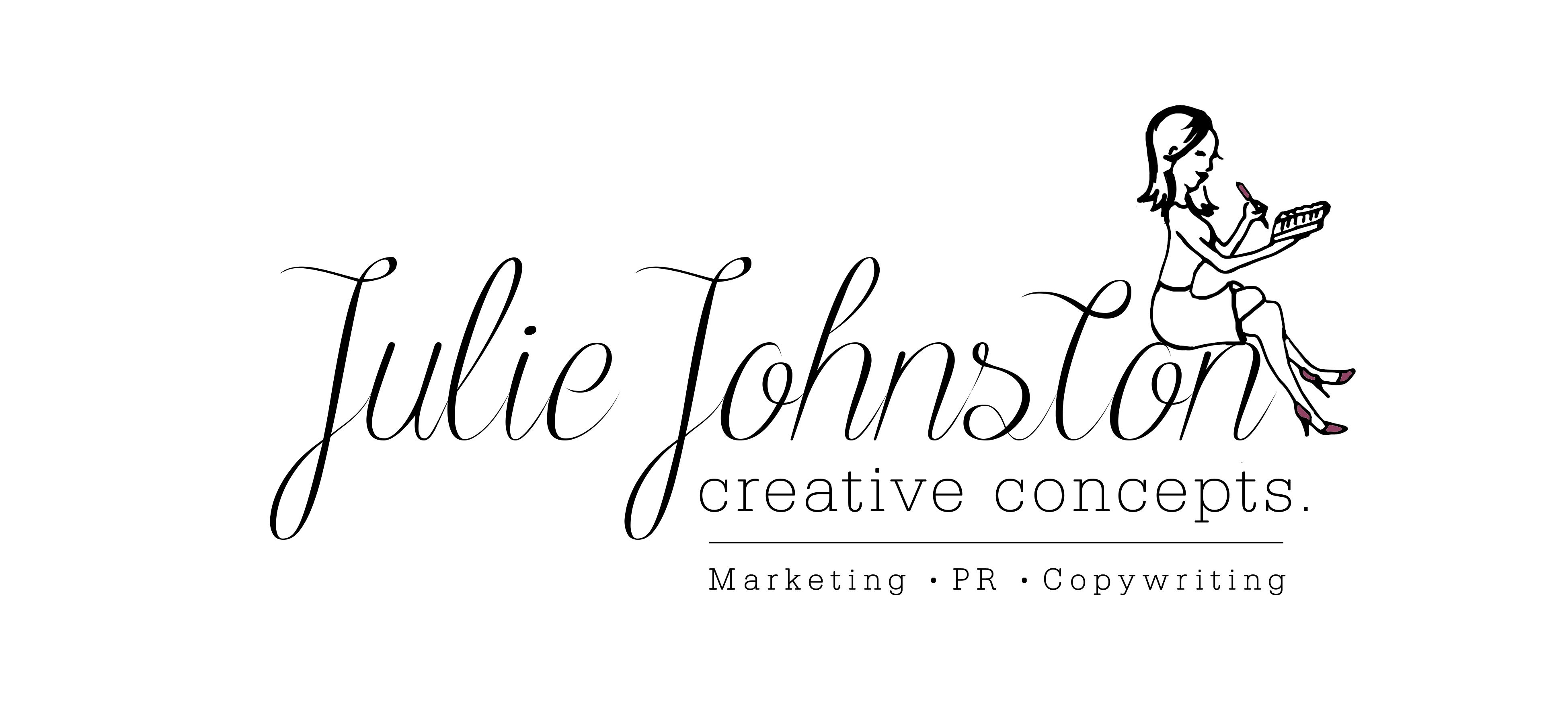 Julie Johnston Logo